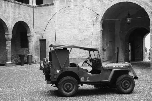 """Jeep Willys